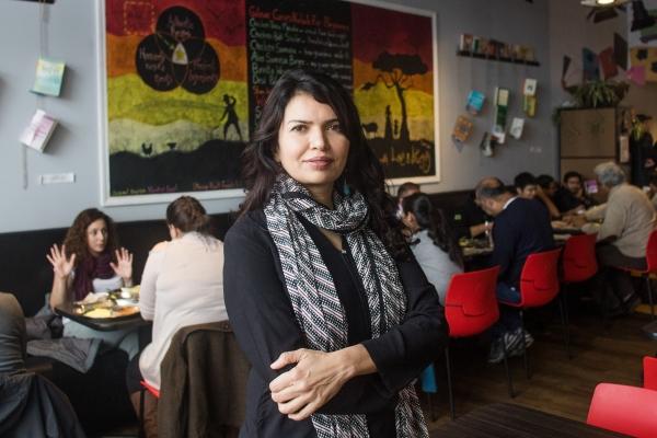 After experiencing harassment, owner of Zareen's restaurants speaks