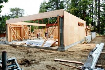 New home rising in Menlo Park | News | Almanac OnlineSheryl Sandberg House Menlo Park