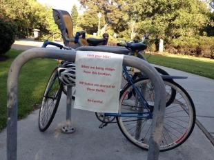 Bikes stolen from bike rack near Menlo Park Library   News