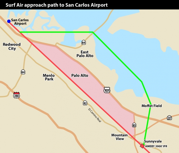 Wednesday FAA meeting on Surf Air route over Bay News Almanac