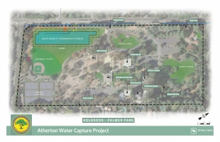 Update: Atherton residents question plans for water facility