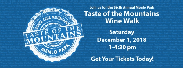 saturday menlo park wine walk and education fundraiser news